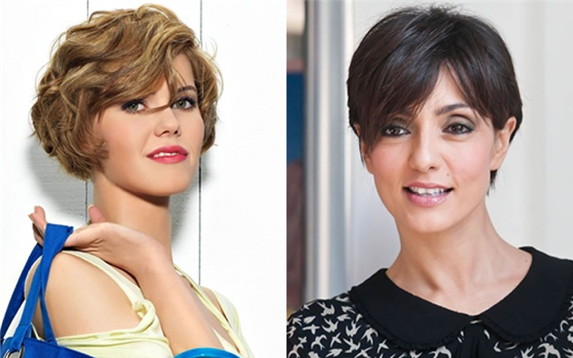 New Haircuts for Short Hair 2018-2019 & Hair Color Trends