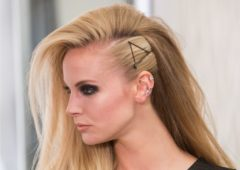 rock hairstyles for female