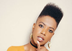 Women Flat Top Haircut